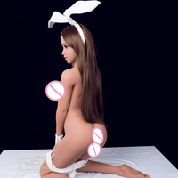 158cm lifelike silicone sex dolls with Metal Skeleton Big Breast Ass artificial Vagina Anal adult anime Realistic sexy love doll