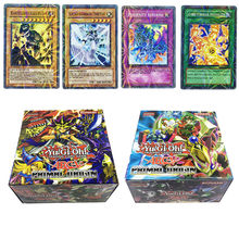 288PCS/Set Yu Gi Oh Game Collection Card Yugioh Cards Figure Toy Cards English Version(China)