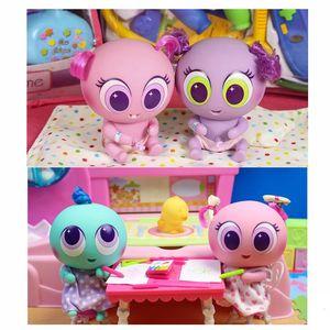 Image 1 - Gorące w magazynie casimitos zabawki Ksimeritos Juguetes casimitritos piękne Ksi Meritos zabawki dla chłopców dziewcząt gniotki