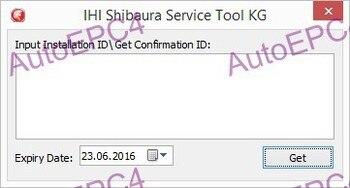IHI Shibaura Electronic Service Tool D keygen