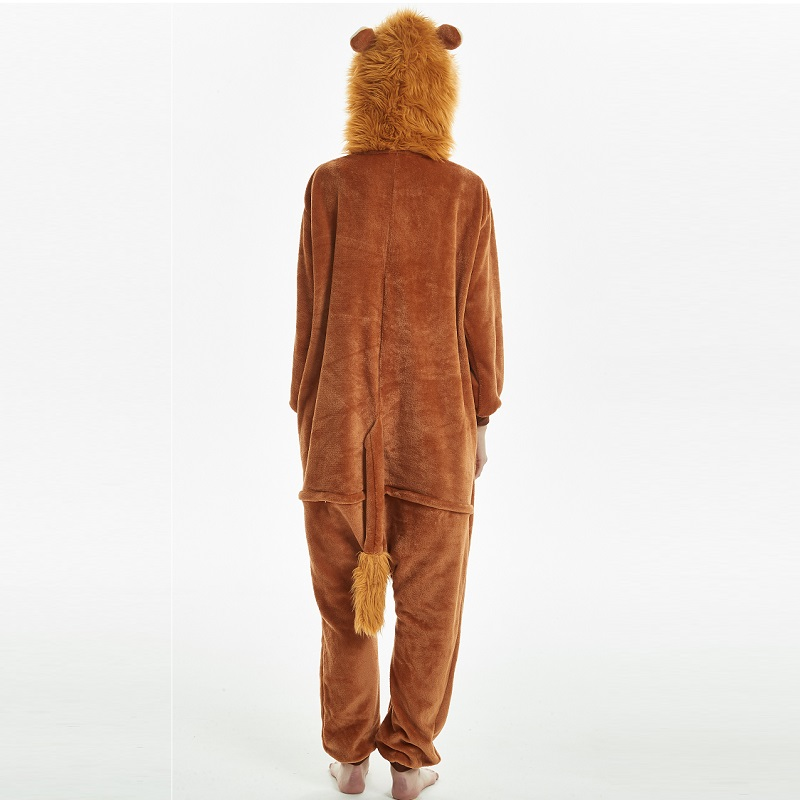 Kigurumi-Tiger-Lion-Long-Sleeve-Hooded-Onesie-Men-Women-Flannel-kigurumi-for-adults-Winter-Kegurumi-One (3)