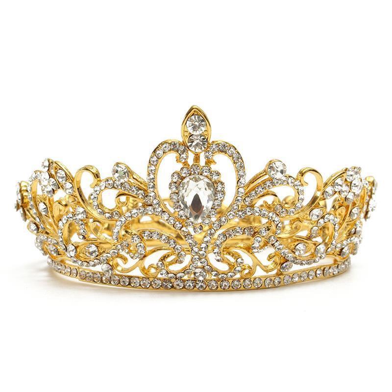 vintage luxury pageant wedding