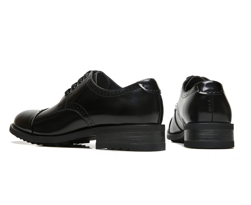 ECCO Brand New Arrival Fashion Men Shoes Party and Wedding Men Dress Shoes Black Formal Male Oxford Shoes 623535 9