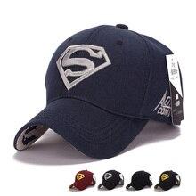 2017 Gorras Superman Cap Casquette Superman Baseball Cap Men Brand Women  Bone Diamond Snapback For Adult a5eee3ae4e5
