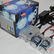 1set 12v 35w Hylux canbus hid kit high quality xenon hid kit single beam hid kits 35w h7 h1 h3 h4 h9 h11 ac xenon 35w kit