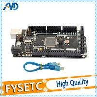 1Set Mega 2560 R3 Mega2560 REV3 Atmega2560 16AU CH340G Driver Board Module 5V 16MHz 256KB Memory