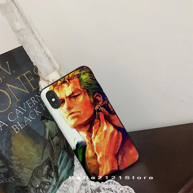 One Piece Luffy Cover Case for iPhone Models