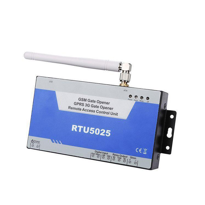 RTU5025 GSM SMS 2G Gate Opener Operator Sliding Garage Door Remote ControllerRTU5025 GSM SMS 2G Gate Opener Operator Sliding Gar via gsm key dc200 direct factory gprs server supported sliding gate gsm security remote access opener maximum working phone 200