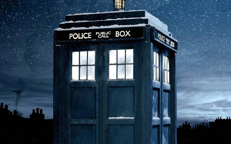 Doctor Who backpack-001