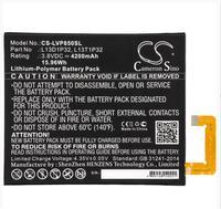 Cameron Sino 4200 mAh bateria para LENOVO Tab 2 A8-50 50F 50LC L13D1P32 L13T1P32 Tablet Bateria
