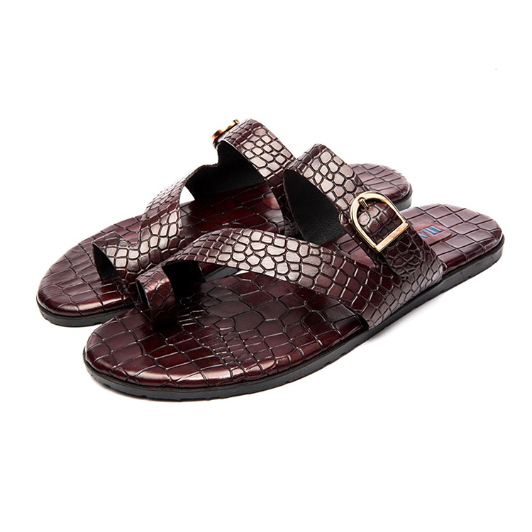 Popular Mens Toe Loop Sandals Buy Cheap Mens Toe Loop