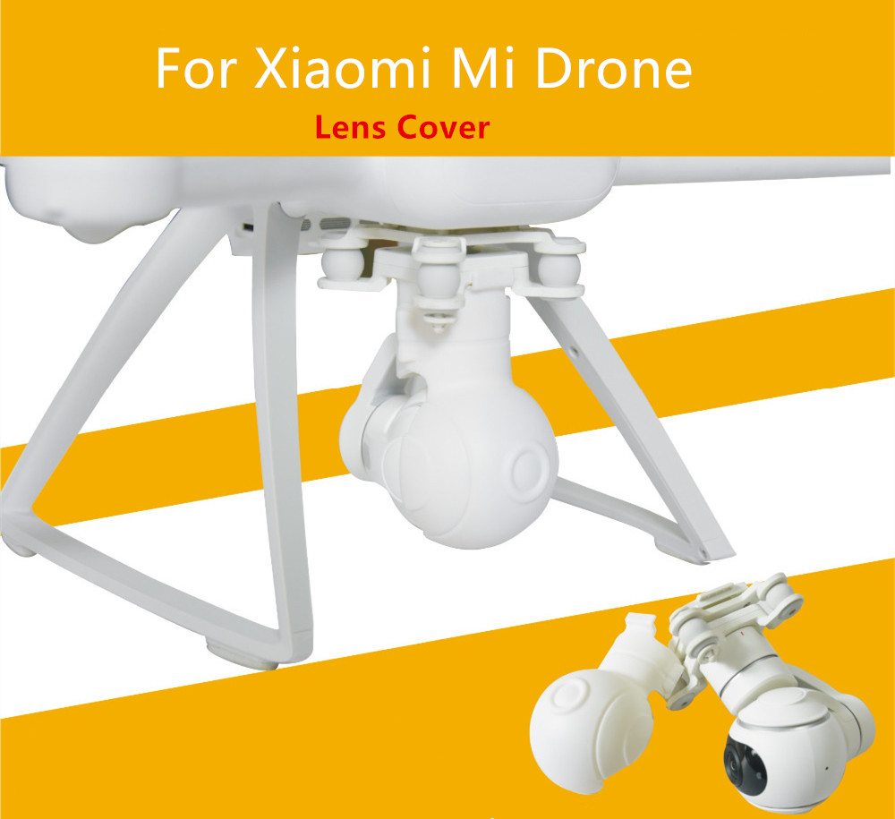 Lens Cover Gimbal Camera Fixing Lens Cover Cap Dust Protective for Xiaomi Mi RC Drone Quadcopter F21108