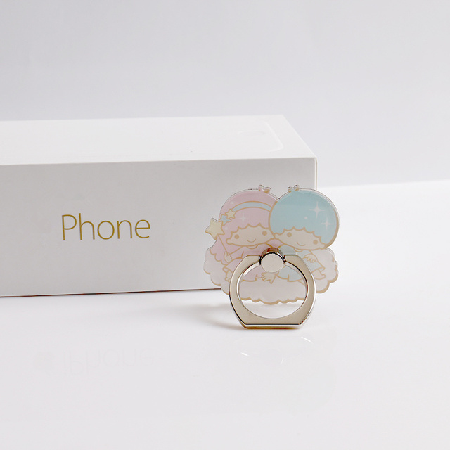 Girls Finger Ring Smartphone Holder 4