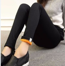 Cute Cat Maternity Leggings Pants Autumn Winter Warm Clothes for Pregnant Women Ropa Premama Pregnancy Clothes
