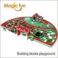 Волшебный весело космическую тему детский Крытый мягкая игровая площадка озорной крепость площадка оборудование