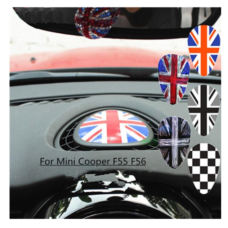 car decal for mini cooper jcw one f56 f55 dashboard sticker interior accessories in automotive. Black Bedroom Furniture Sets. Home Design Ideas