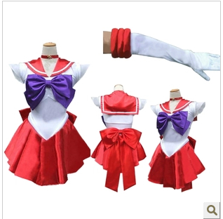 Kisstyle Fashion New Anime Pretty Soldier font b Sailor b font font b Moon b font