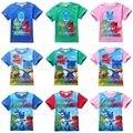 2016 muchachos de la manera camisetas bebé camiseta de las muchachas tops y blusas t shirt camiseta de los niños ropa niños ropa bebés ropa