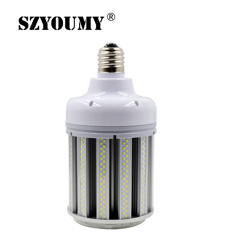 Super Bright SMD 2835 80W 100W 120W 150W E40 LED Garden Lighting Warehouse Corn Bulb LED Street Light AC85-265V omto r7s led corn 20w light 2835 smd 189mm 144leds ac85 265v