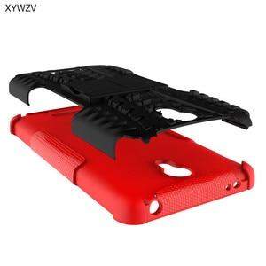 Image 2 - SFor Coque Xiaomi Redmi הערה 2 מקרה עמיד הלם קשיח מחשב סיליקון טלפון מקרה עבור Xiaomi Redmi הערה 2 כיסוי עבור redmi Note2 פגז