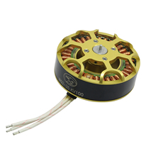 Hengli HLY W9235 KV100 High Power Loading Motor for Large font b Drone b font Quadcopter