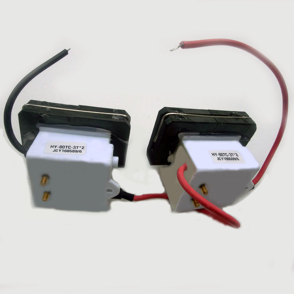 Laser high voltage coil high voltage flyback transformer FBT for reci 100w dy13 co2 laser power