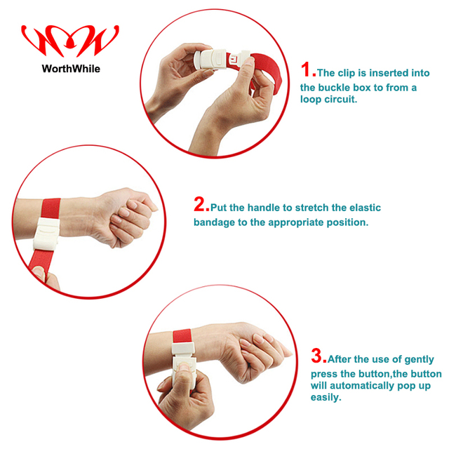 WorthWhile 2 Pieces/lot Emergency Kit 6