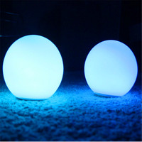 Original Mipow Playbulb Sphere Smart Illumination LED Color Changing Dimmable Glass Tap Change Orb Light Floor