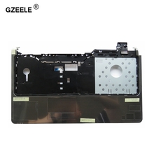 Gzeele Laptop Mới Palmrest Dành Cho Dell Inspiron 1564 GVH5G 15.6 C Vỏ Đen C Ốp Lưng C Vỏ Nắp Trên