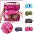 1 Pc Bra Underwear Lingerie Saco de Viagem para As Mulheres Caso Bolsa de Viagem Bagagem Bolsa Saco de Viagem Mala Organizador Protetor de Espaço saco