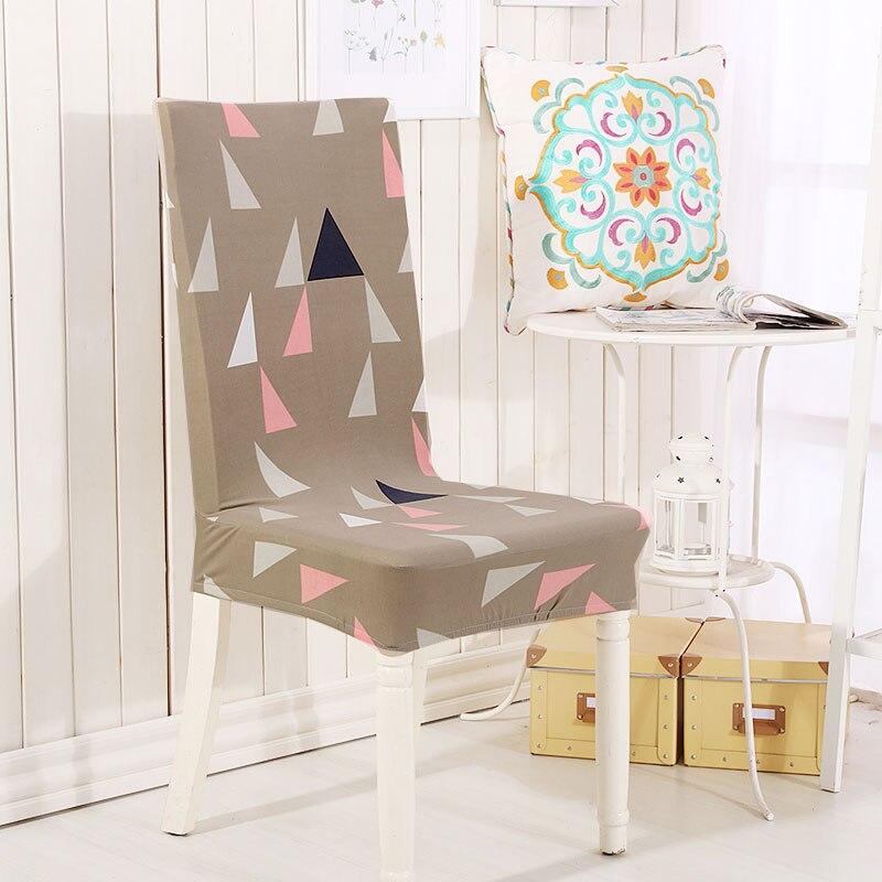 Европейский стрейч спандекс крышка стула упругой кресло чехол мебель, обеденный Kithcen сиденья для Свадебная вечеринка офисные
