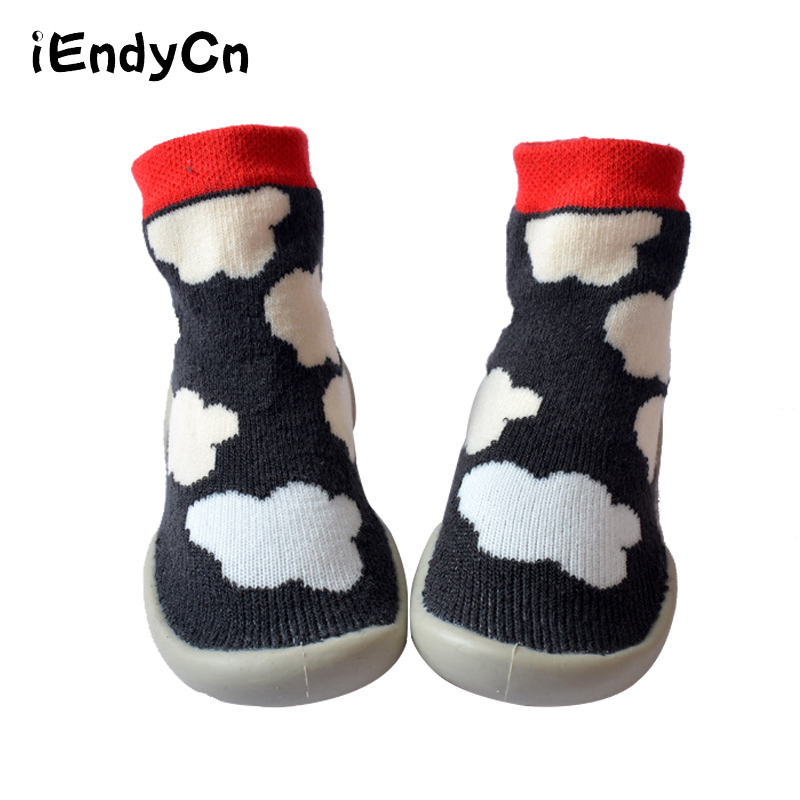 Baby Socks Floor Sock With Animal Rubber Soles Socks Non