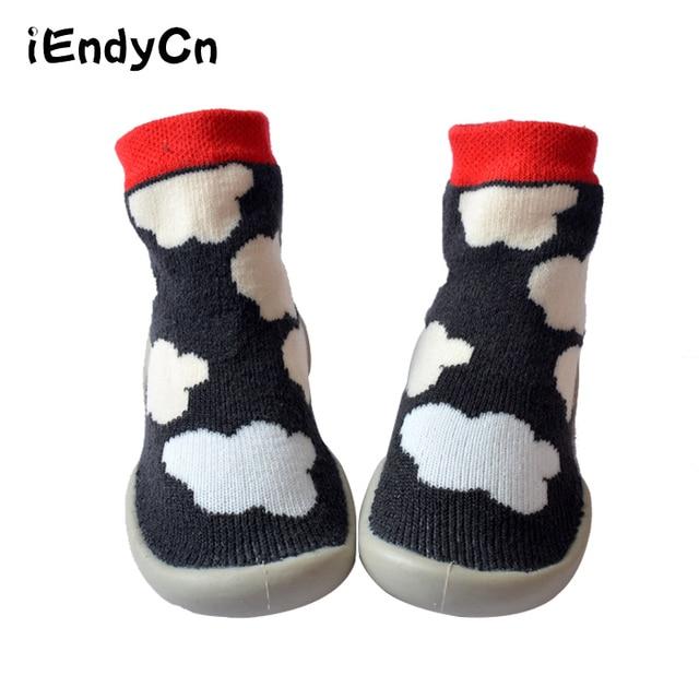 b558b40a273cd US $0.59 40% OFF|Baby Socks Floor Sock with Animal Rubber Soles Socks Non  slip Bottom Lightweight Toe Bumper Cotton Girl Boy Sock YD515-in Socks from  ...