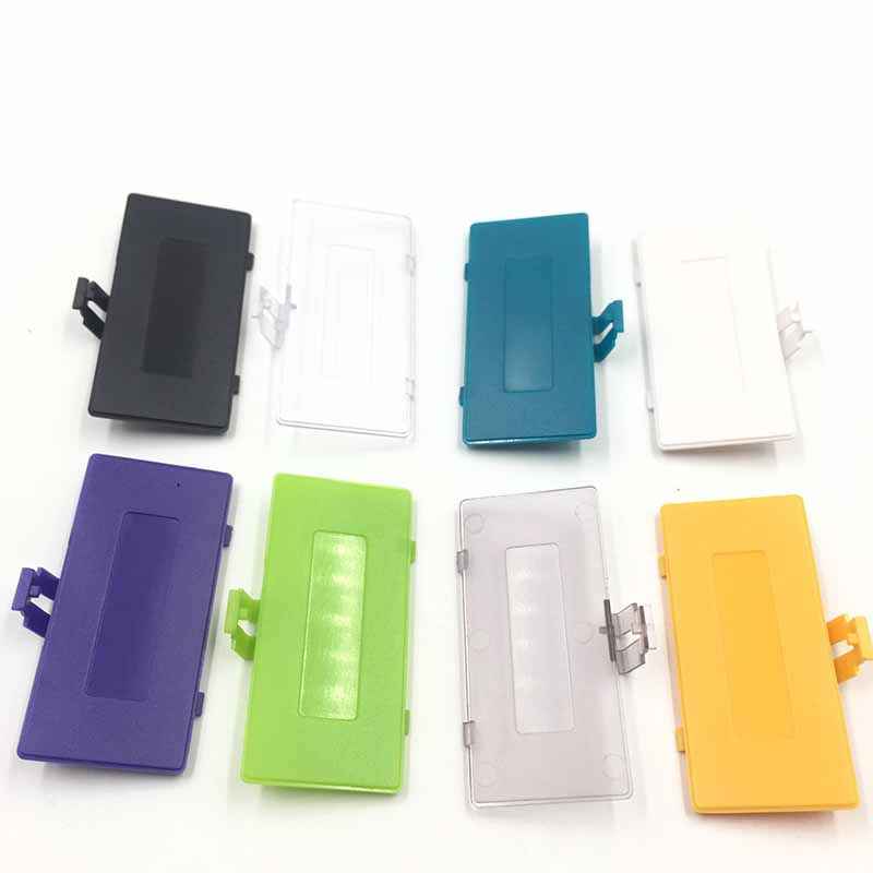 30PCS Battery Cover For Game Boy Pocket System GBP Replacement Back Shell Housing