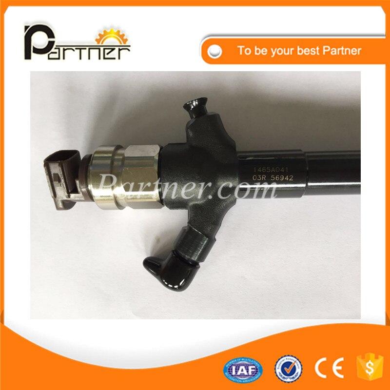 Acheter Nouveau 095000 5600 injecteur common rail pour L200 1465A041 1465A257 de rail injectors fiable fournisseurs