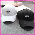 2016 New Fashion Summer Mens Baseball Caps USA Embroidery Sports Snapback Hats Baseball Cap For Women
