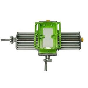 LY 6330 миниатюрный Прецизионный Многофункциональный фрезерный станок с ЧПУ скамейка сверла тиски приспособление Рабочий стол X ось Y Регулир...