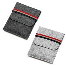 6 7 Tablet e-book Universal Sleeve Felt Protective Case Shockproof Bag