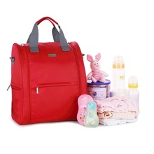 High Quality Diaper Bag for Woman Backpack Baby Bag for Stroller Baby Care Nylon Elegant Shoulder Nappy Bags Large Capacity