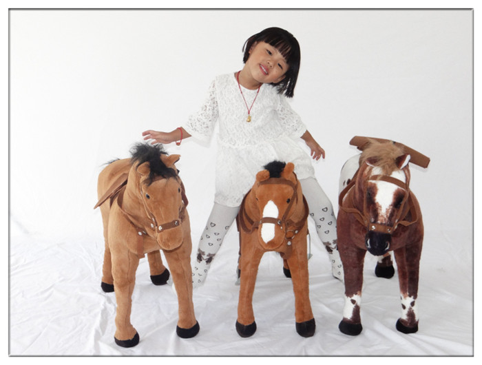 large 80x65cm horse plush toy ,can be rided , beared weight about 70kg ,home decoration children's toy birthday gift h2903 simulation animal huge leopard plush toy 110x70cm high quality can be rided birthday gift christmas gift w0442