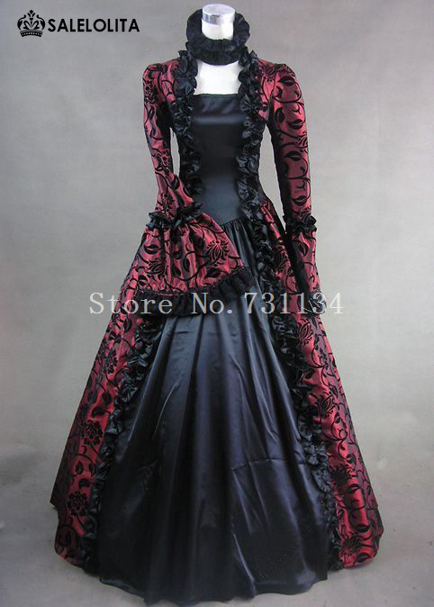 Online Get Cheap Victorian Ball Gown Dresses -Aliexpress.com ...