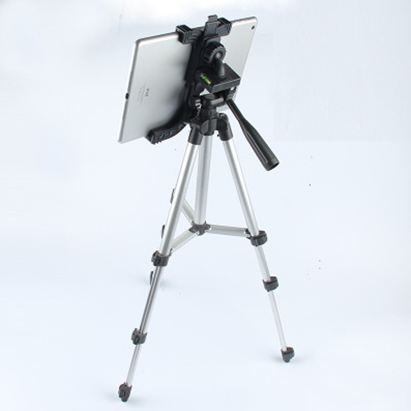 Aluminum alloy Lightweight miniTravel Tabletop table Tripod for iPad iPhone Android Smartphones Tablet PC