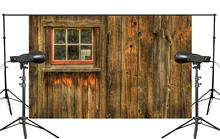 Classic chalet windows Theme Photography Background Wood Backdrop Props Wall 150x210cm