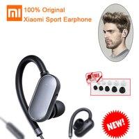 Original Xiaomi Mi Sports Bluetooth 4 1 Headphones Music Earphone With Mic Waterproof Wireless Headset For