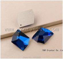 Капри Синий 3265 Космический 13×17 мм 16×20 мм 21×26 мм Швейные Кристалл Плоской Задней стразами пришить Камни Горный Хрусталь Стекло Камень