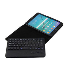 Tablet Cover Afneembare Bluetooth Toetsenbord + PU Stand Case Voor Samsung Galaxy Tab S2 8.0 Inch Gift UY8(China)