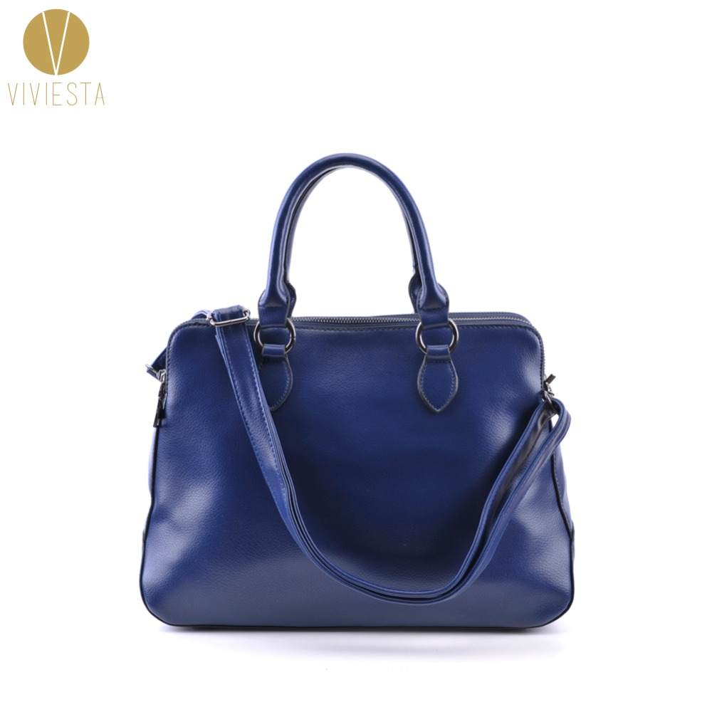 TOP HANDLE BOWLER SATCHEL BAG - Women's Simple Large Casual Work Soft Briefcase Shopper Tote Crossbody Shoulder Bolsa Handbag queen – the game lp