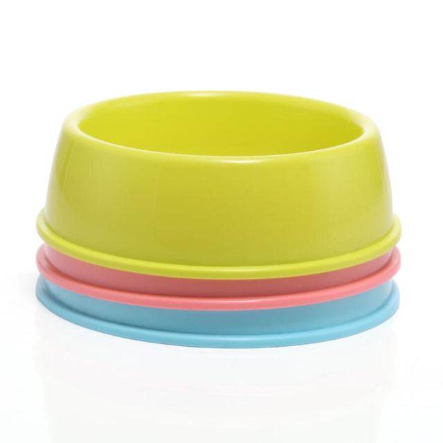 Pet Dog Bowls Puppy Cats Food Drink Water Feeder Pets Supplies Non-slip Feeding Dishes Pet Supplies 4