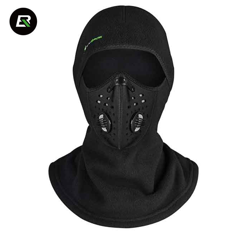 2017 Rockbros Winter Cycling Cap Windproof Thermal Face ...