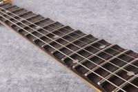 ST double tremolo rosewood Scalloped Fingerboard, Yngwie Malmsteen Guitar Big Head Electric Guitar